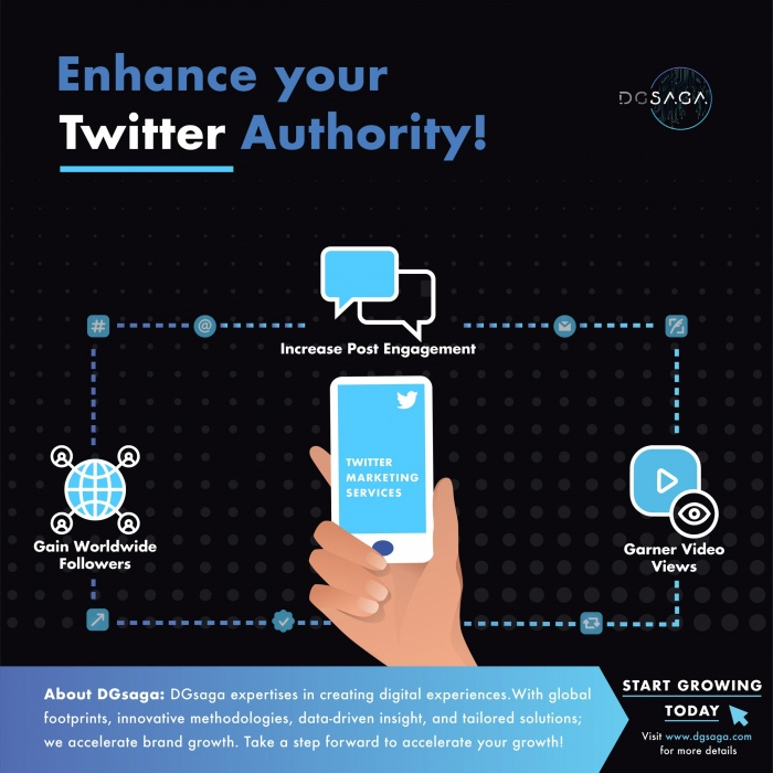 Enhance your Twitter Authority